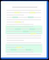 Visual document